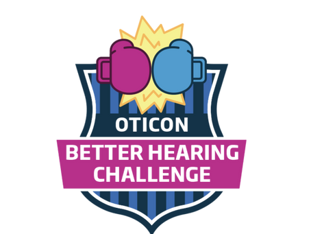 Take the Oticon Better Hearing Challenge!
