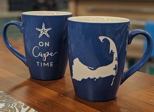 On Cape Time - Cape Cod Mug