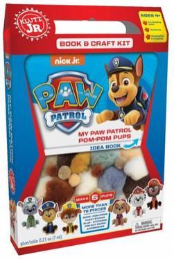 KLUTZ JR - MY PAW PATROL PUPS
