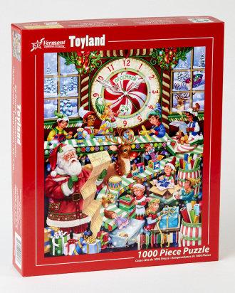 1000 pc Toyland Puzzle