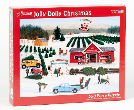 550 pc Jolly Dolly Puzzle