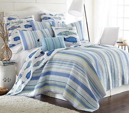 Quilt Set Catalina - Full/Queen