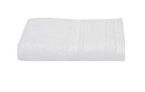 Celeste Hand Towel - White