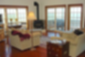 waterview great room: harborview cape cod vacation home