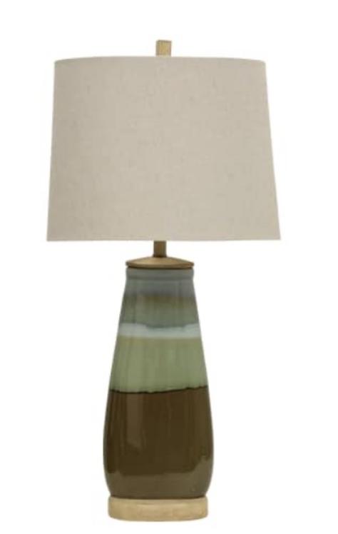 Ceramic Transitional Lamp