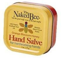 NAKED BEE - Hand/Cuticle Salve