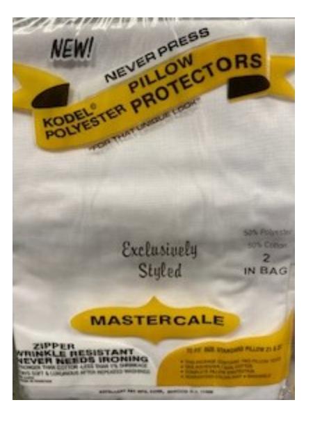 Never Press Pillow Protectors
