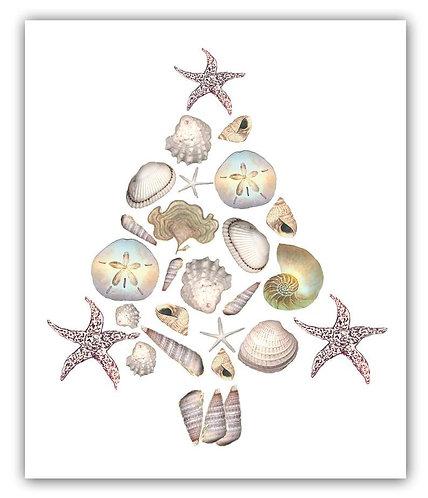 Shell Tree - Box (10 cards)