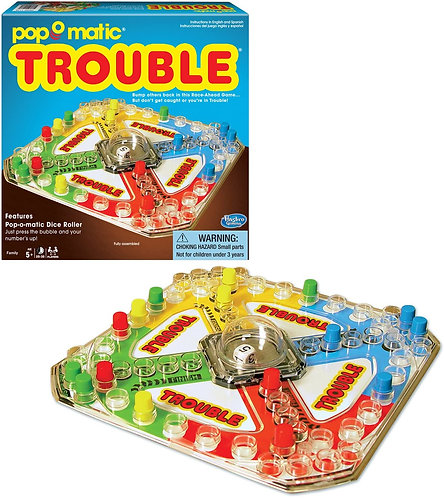 GAME TROUBLE CLASSIC
