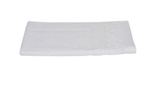 Radiance Tub Mat - White