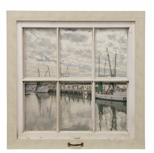 Dockside Window