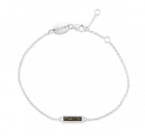 DUNE JEWELRY - Delicate Dune Turquoise Bar Bracelet