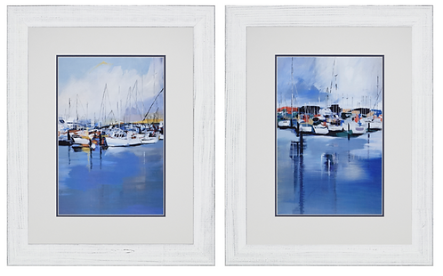 Boats Prints (sold separately)