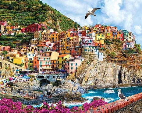 PUZZLE 1000 CINQUE TERRE ITALY