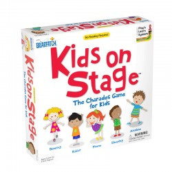 GAME KIDS ON STAGE