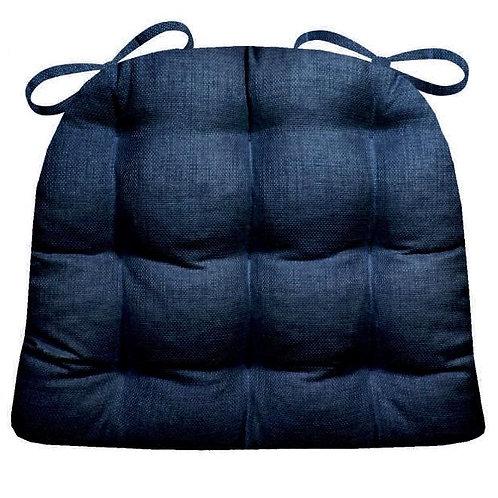 Rave Indigo Chair Pad