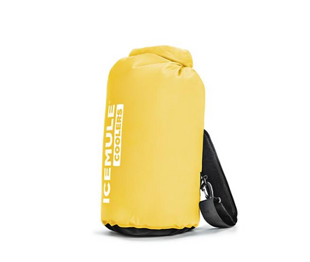 Medium Icemule Cooler - Sun Yellow