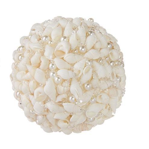 Shell Ball Ornament