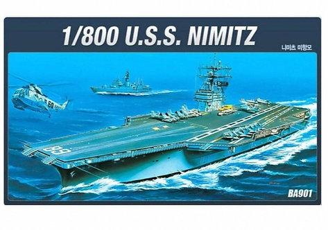 MODEL - USS NIMITZ CVN-68