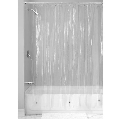 CLEAR STALL/CURTAIN LINER