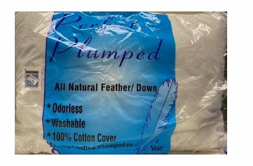 Perfect Plump Bed Pillow - Standard