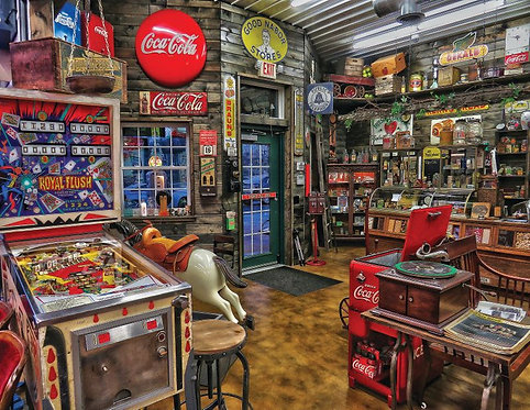 PUZZLE 500 GOOD NABOR STORES