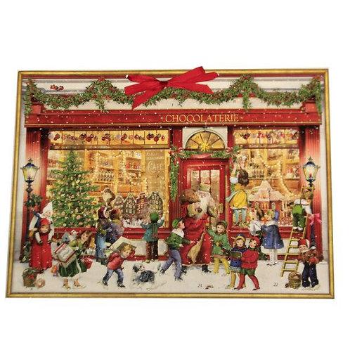 Chocolate Shop Advent Calendar