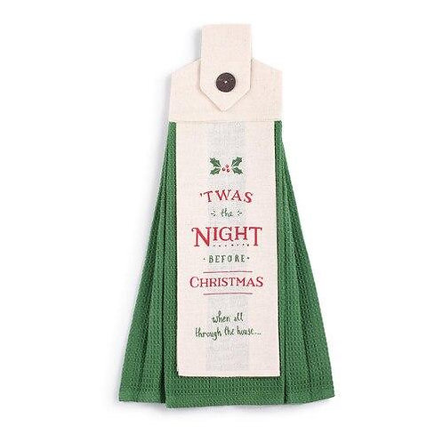 Night Before Christmas Towel