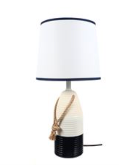 Buoy with Rope Lamp