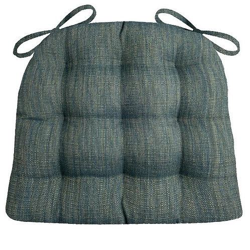 Handsome Teal Chair Pad