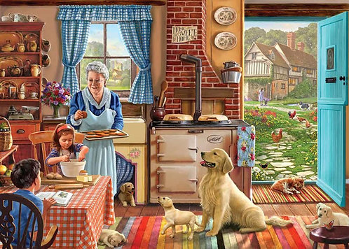 PUZZLE 1000 HOME SWEET HOME