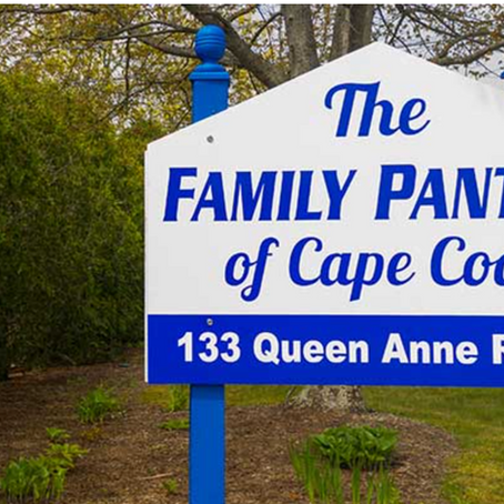 Nonprofit Spotlight: The Family Pantry of Cape Cod