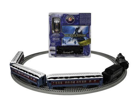 Lionel Polar Express O Gauge Train set