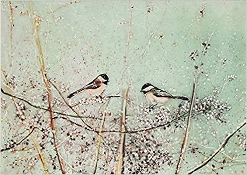 Chickadees in Winter - Box (20 cards)