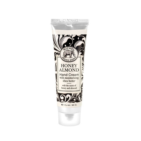 HAND CREAM, HONEY/ALMOND 1 OZ