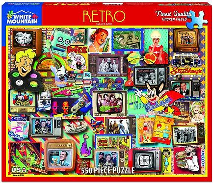 PUZZLE 550 RETRO