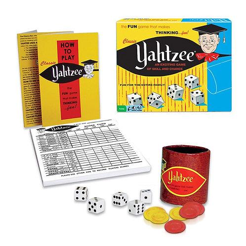 GAME YAHTZEE