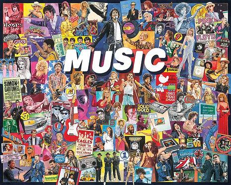 PUZZLE 1000 MUSIC