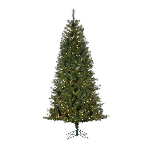 Color Changing Pine Tree 7.5 FT (8 Light functions)