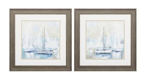 Sail prints (sold separately)