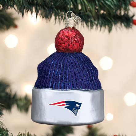 Old World Christmas Patriots Beanie Ornament
