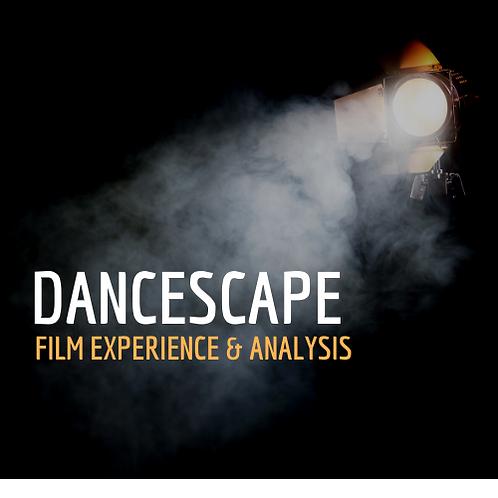 Dancescape Lecture Series: Winter 2021