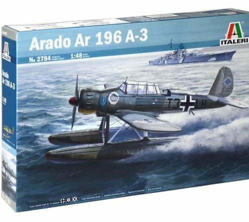 MODELS - 1/48 ARADO ARL196A3 SEAPLANE