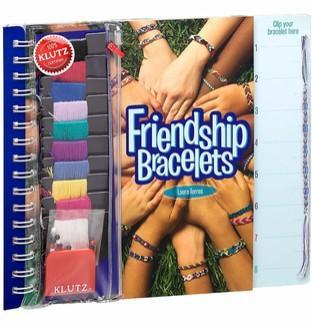 KLUTZ - MAKE FRIENDSHIP BRACELETS