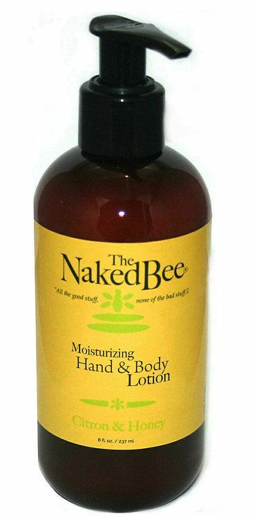 NAKED BEE - Citron & Honey Pump