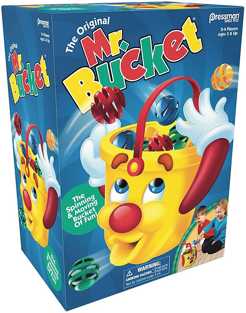 GAME MR BUCKET