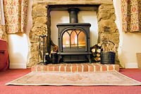 wood and pellet stove installs MA
