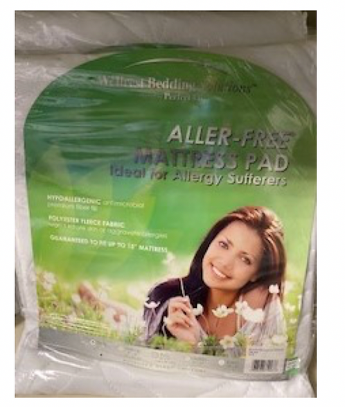 Allergy Proof Mattress Pad - Twin