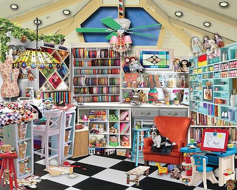 PUZZLE 1000 CRAFT ROOM