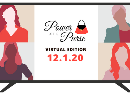 3rd annual Power of the Purse goes virtual